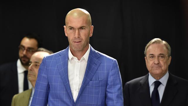 Zidane, l'improbable évidence