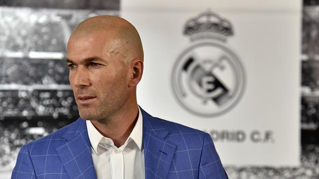 Zidane décroche le premier rôle au Real