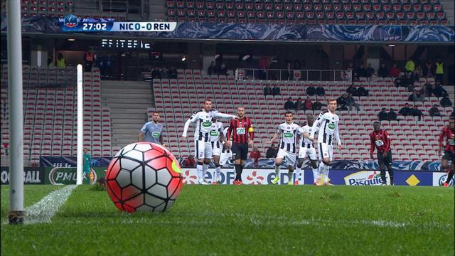 Des buts, des expulsions, des rebondissements… et à la fin, Rennes a le dernier mot