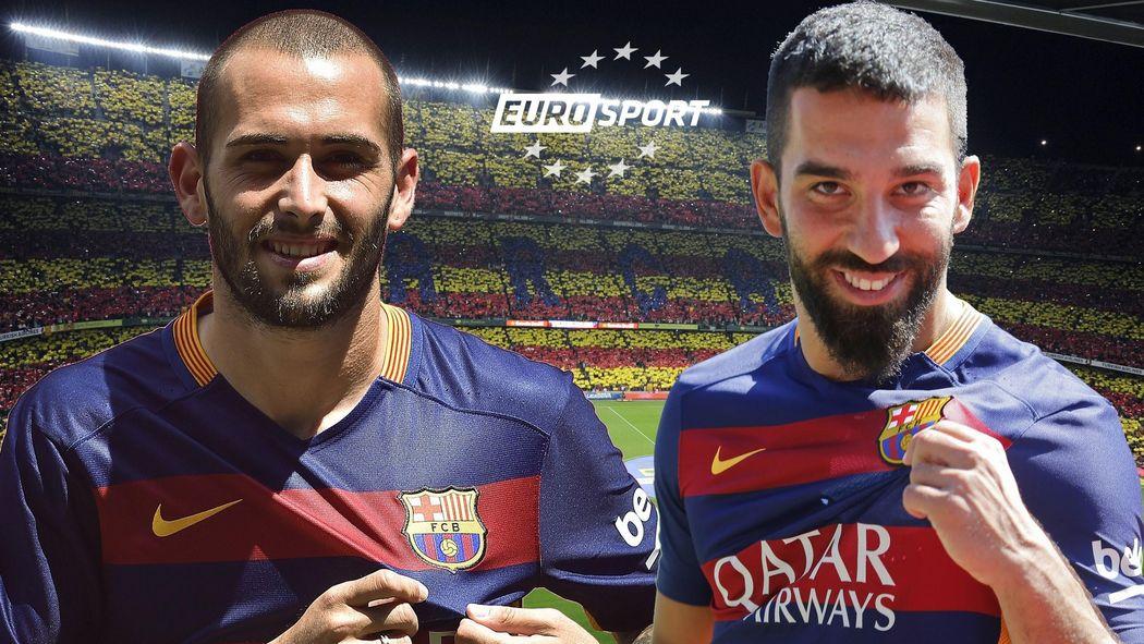 bf6d16bfd3d Nach Transfersperre: Warum Arda Turan und Aleix Vidal beim FC Barcelona  überraschen können - Copa del Rey 2015-2016 - Fußball - Eurosport  Deutschland