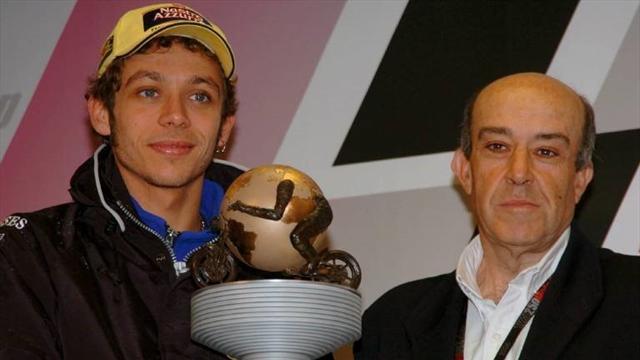 Marc Marquez: il confronto con Valentino Rossi prima del GP di Austin