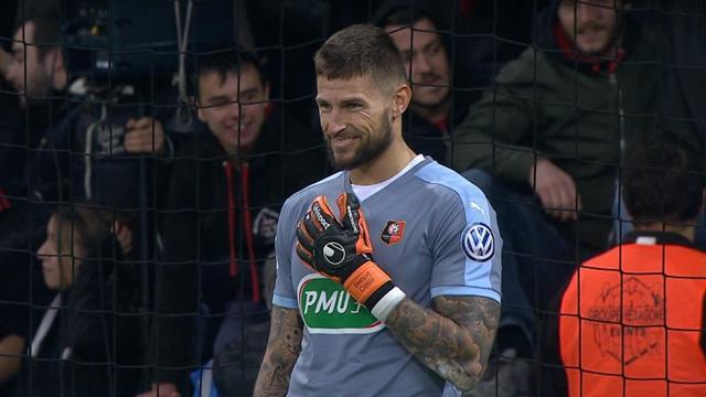 """Ben Arfa à Costil : """"Sur le penalty, j'ai attendu que tu partes...."""""""