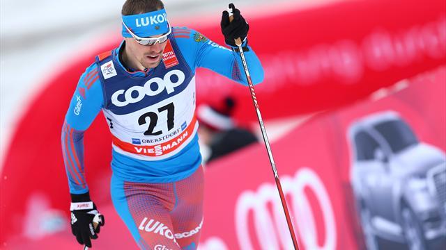 Иверсен выиграл масс-старт на Тур де Ски Устюгов – 28-й