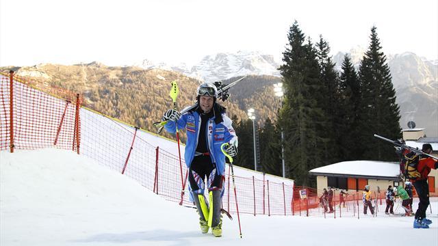 """""""Reco"""", """"hospitality"""", départ: La journée-type du slalomeur Lizeroux"""