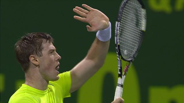 Tenant du titre, Ferrer s'est fait renverser par la tornade Marchenko : les temps forts