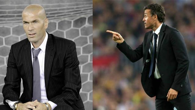 Zidane-Luis Enrique : les retrouvailles