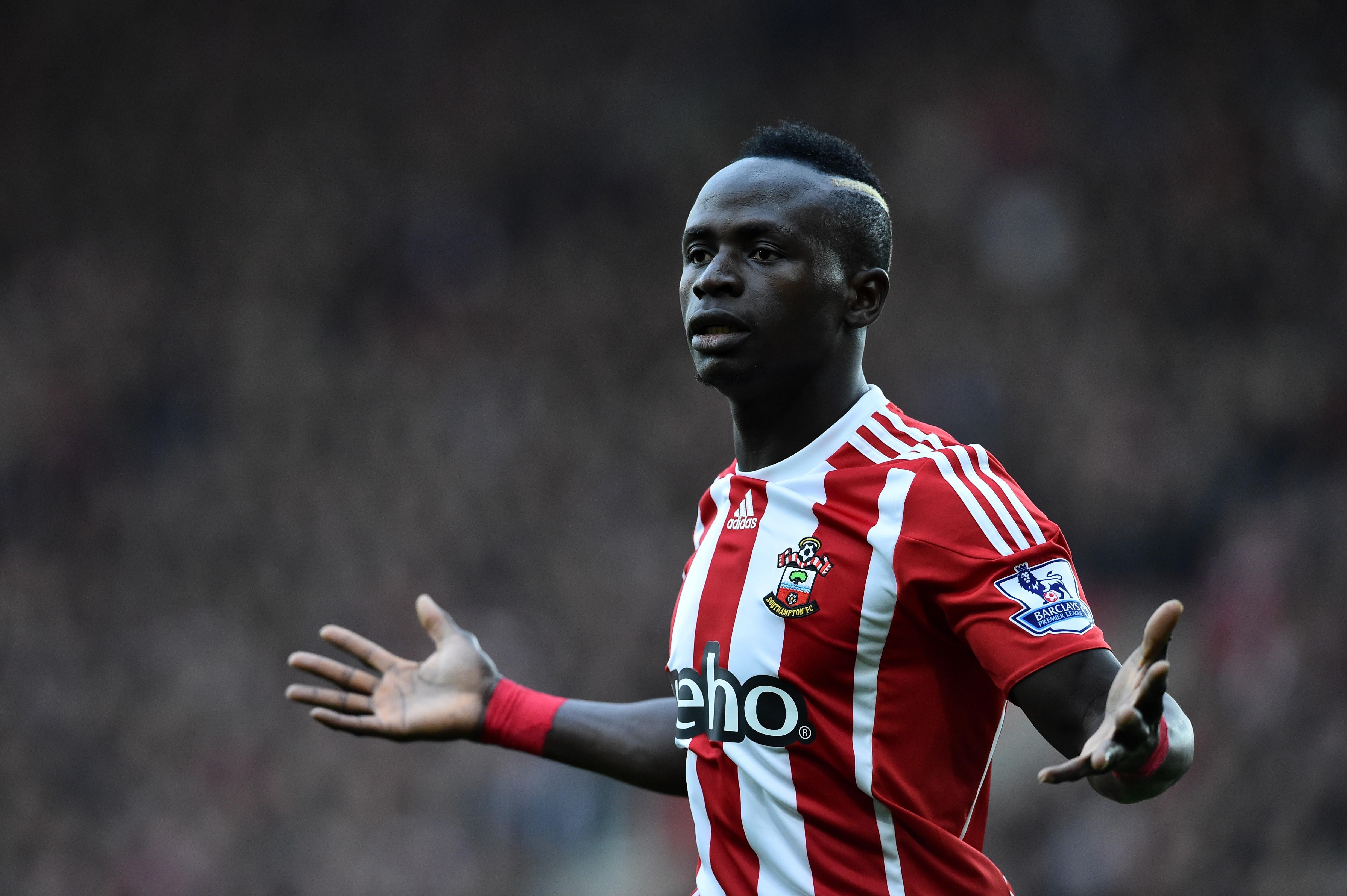 Sadio Mané vom FC Southampton
