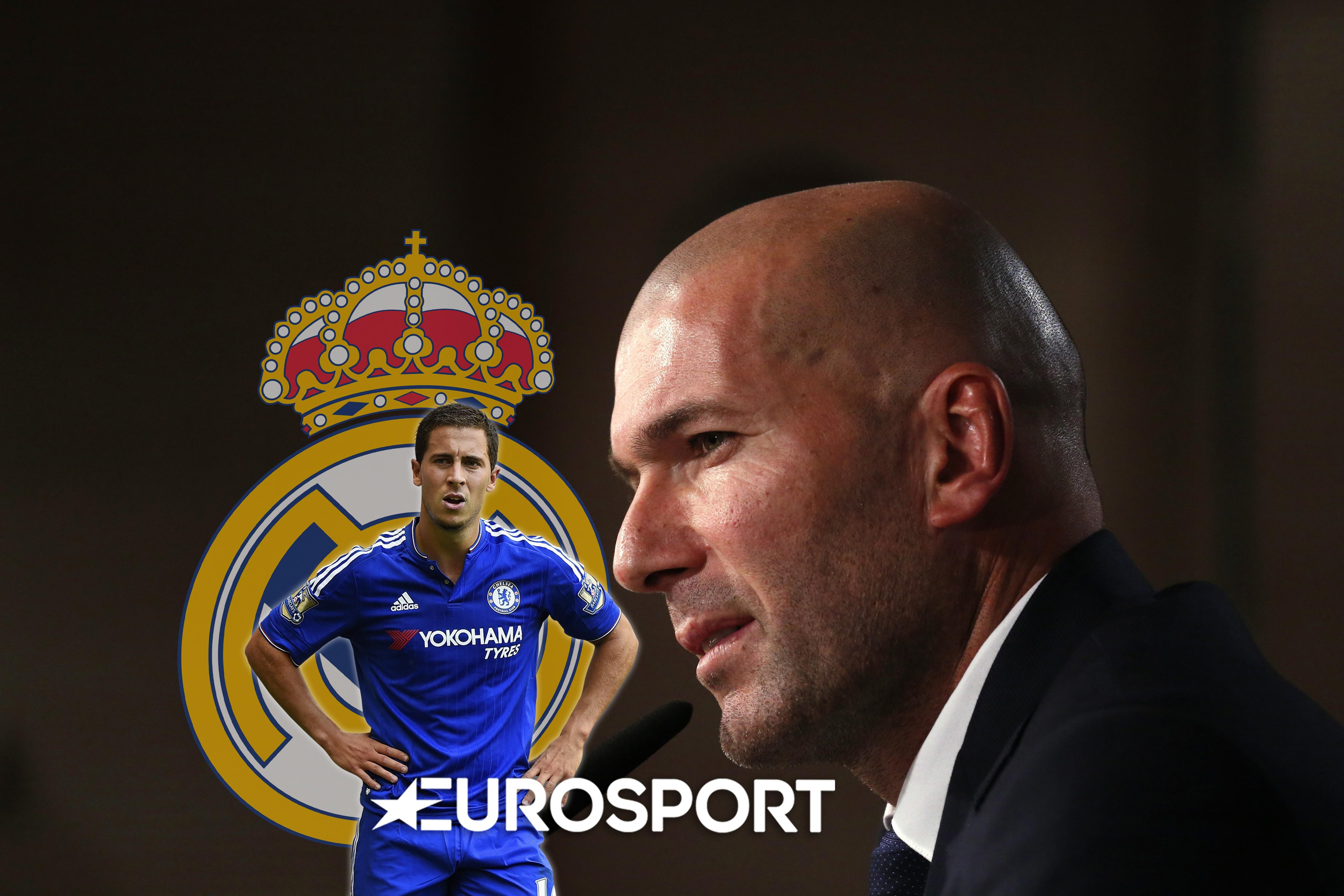 Euro Papers: Zidane 'must earn' Eden Hazard