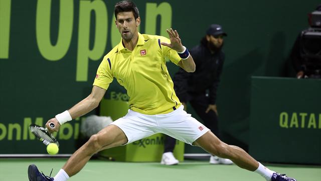 tennis tournoi de doha finale