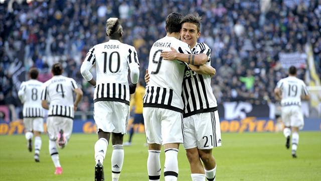 La Juventus ne s'arrête plus, le Napoli s'accroche et la Roma replonge au pire moment