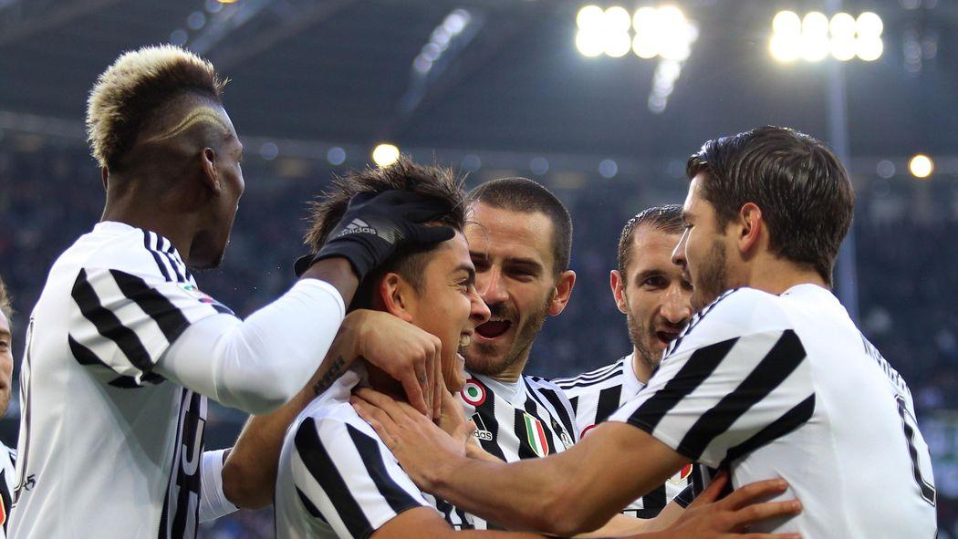 Pogba Dybala Star As Juventus Continue Resurgence