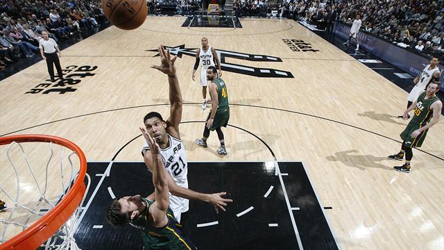 Des Spurs intouchables à domicile, Durant en forme : ce qu'il faut retenir de la nuit NBA