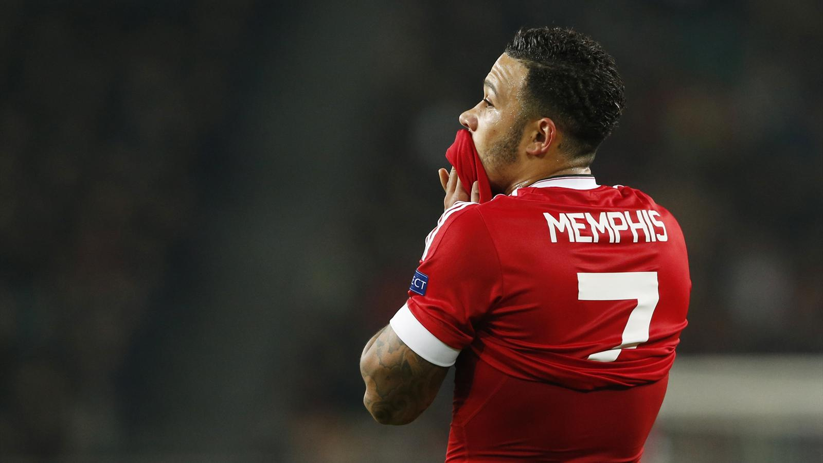 Image result for Memphis Depay 2016-17