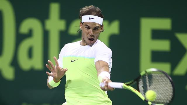 Contre Kuznetsov, Nadal a lutté et Nadal a gagné