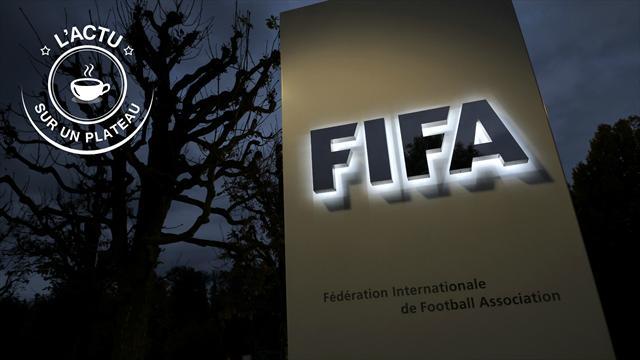 Platini, PSG, Gobert, Djokovic-Berdych : l'actu sur un plateau