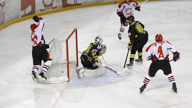 Vuelve la Liga Nacional de Hockey Hielo con las espadas en todo lo alto