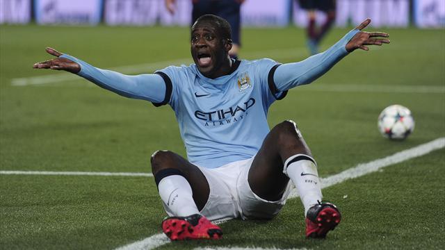 """Yaya Touré n'a pas gagné l'élection du Joueur africain : """"C'est ce qui fait la honte de l'Afrique"""""""
