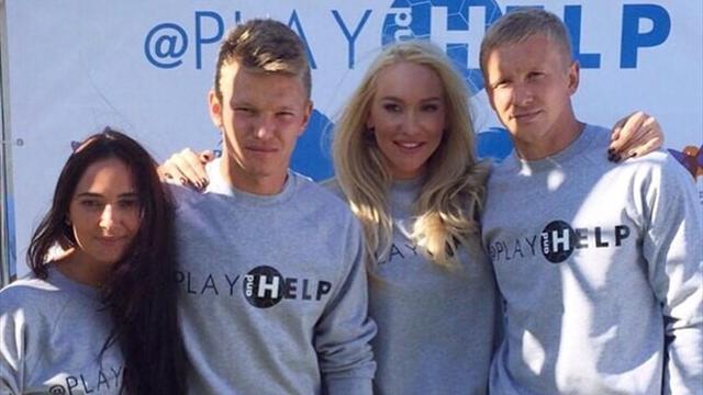 Благотворительный проект жен Смольникова и Шатова продал футболку Роналду за 2 миллиона рублей