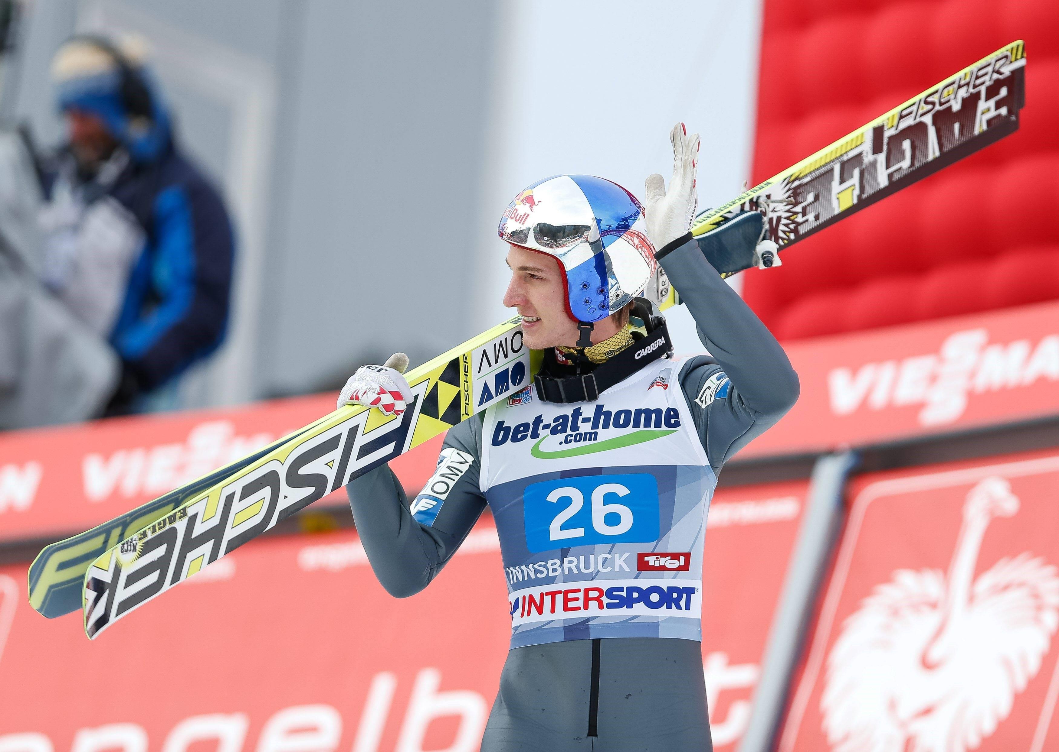 Грегор Шлиренцауэр в сезоне 2013/14
