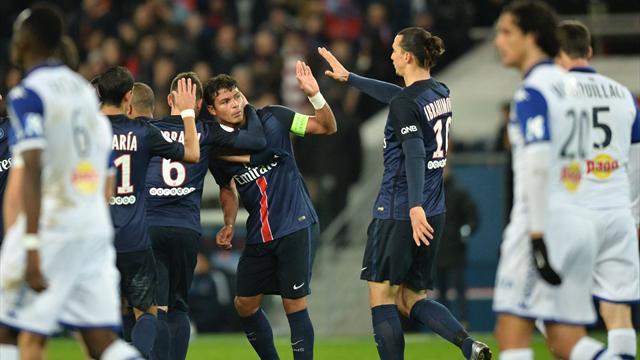 L'antisèche : Ultra-dominateur et enfin au complet, Paris n'a jamais eu aussi bonne mine