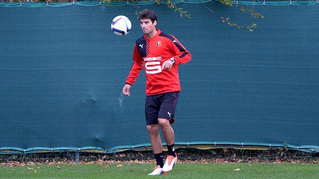 Gourcuff n'a pas encore prolongé mais s'entraîne quand même avec Rennes