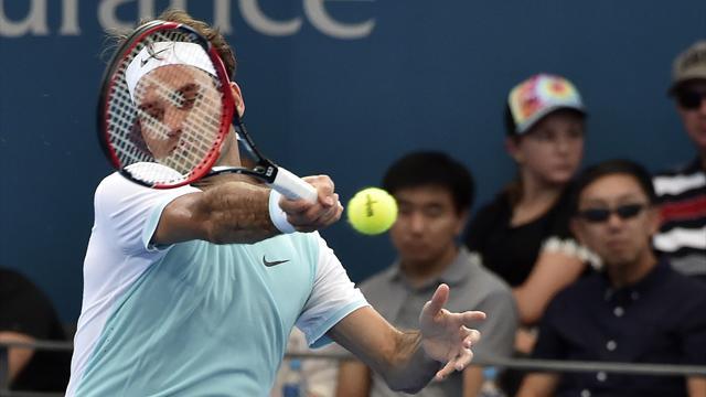 Comme l'an dernier, Federer retrouvera Raonic pour sa première finale 2016