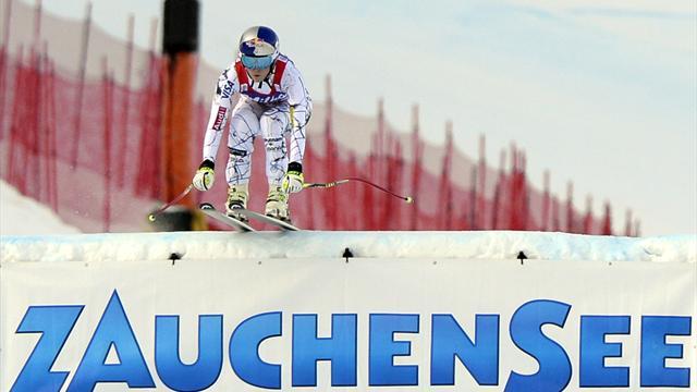 Avec une 36e victoire en descente, Vonn s'offre un nouveau record