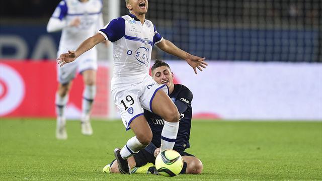 """Laurent Blanc : """"En Champions League, Verratti peut se faire expulser"""""""