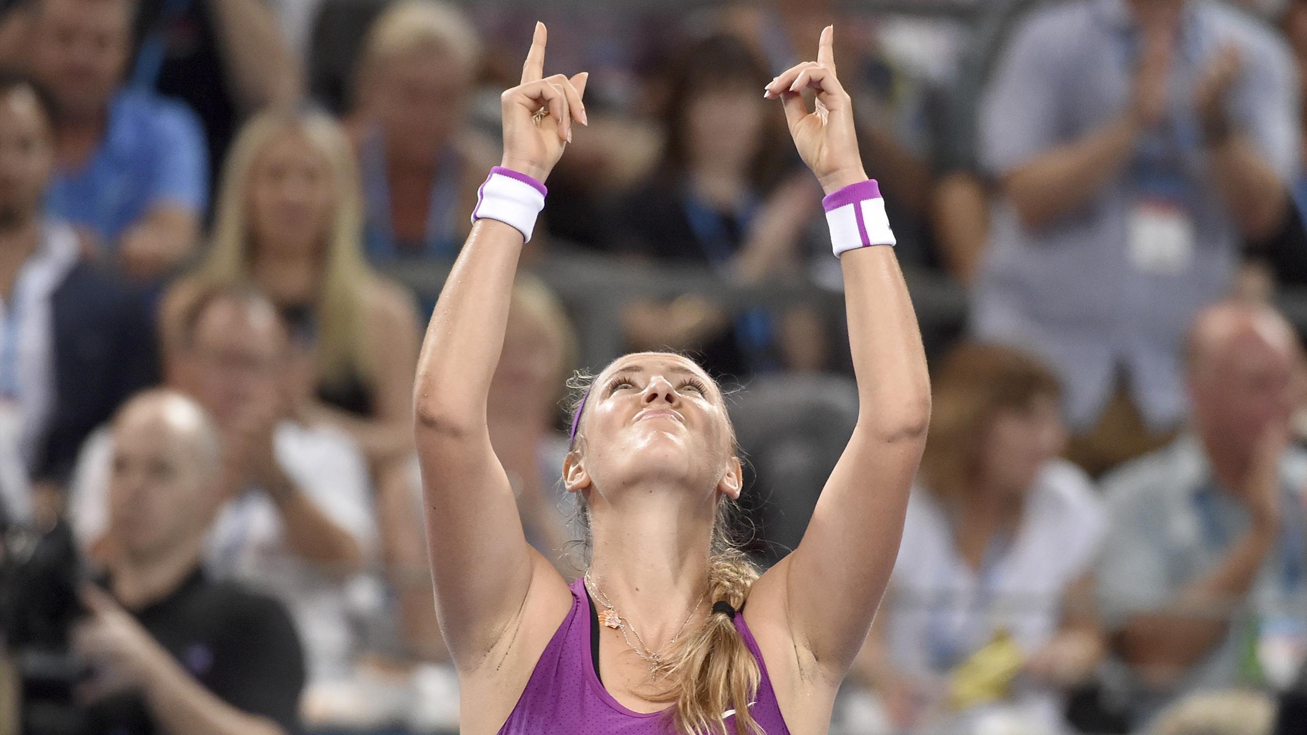 Victoria Azarenka - WTA Brisbane 2016