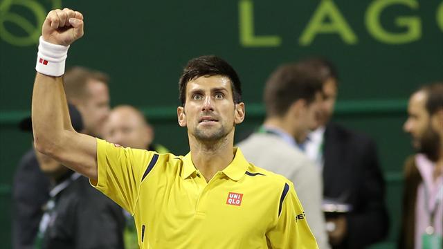 Pour bien commencer 2016, Djokovic corrige Nadal et s'offre un premier titre