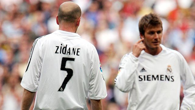 «Реал» вернул в продажу футболки Зидана