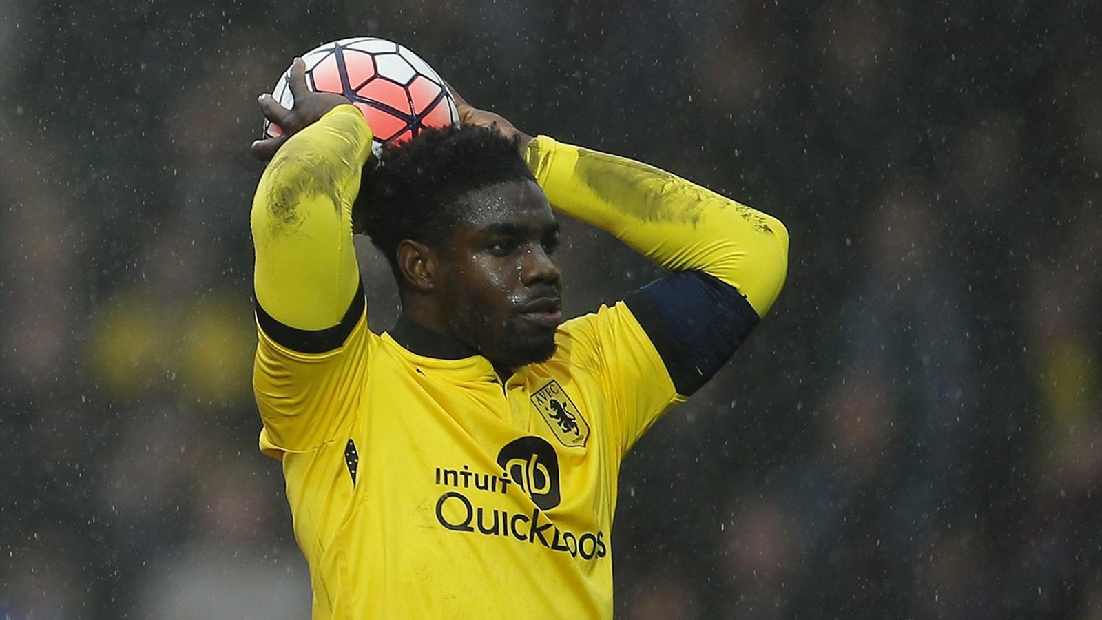 Aston Villa Are Not Down Yet Insists Defiant Micah Richards Premier League 2015 2016