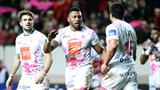Coupe d'Europe: Même à 14, le Stade français a largement surpassé le Munster (27-7)