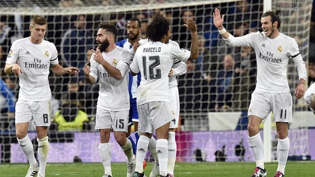 Une manita pour commencer : Zidane ne pouvait pas rêver mieux