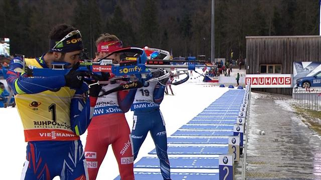 Solide au tir, impérial sur les skis : la 43e victoire de Martin Fourcade