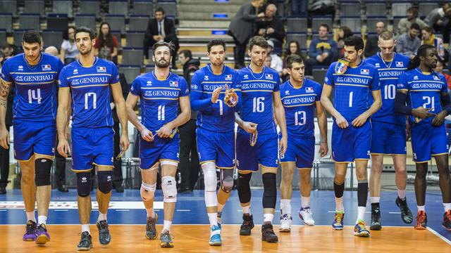 Волейболисты Франции поздравили Россию с выходом на ОИ, спев «Калинку» лучше, чем народный ансамбль