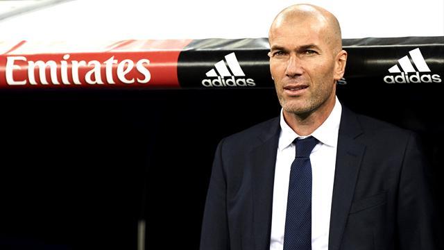 Zidane : «Les joueurs avaient besoin de travailler physiquement»
