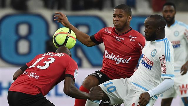 Au bout de l'ennui, Marseille lâche encore des points à domicile
