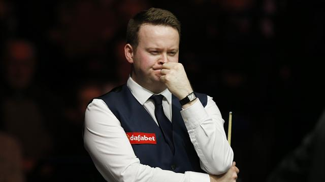Higgins and Trump breeze through, but Murphy crashes out of China Open