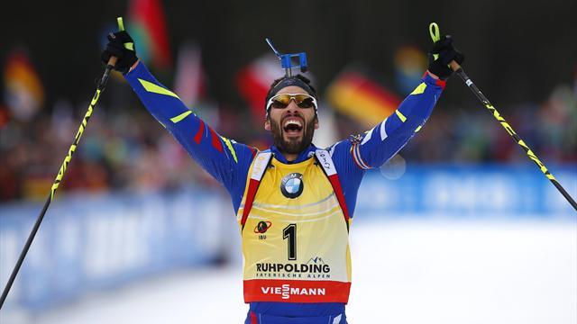 Фуркад победил в индивидуальной гонке