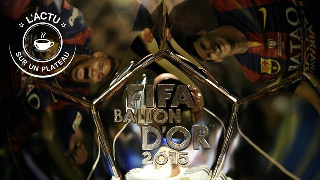 Ballon d'Or, Messi, OM, NBA : l'actu sur un plateau
