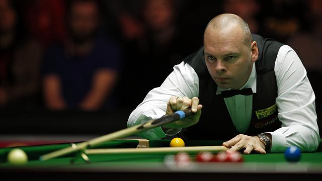 Bingham knocks out Trump to reach World Grand Prix quarter-finals