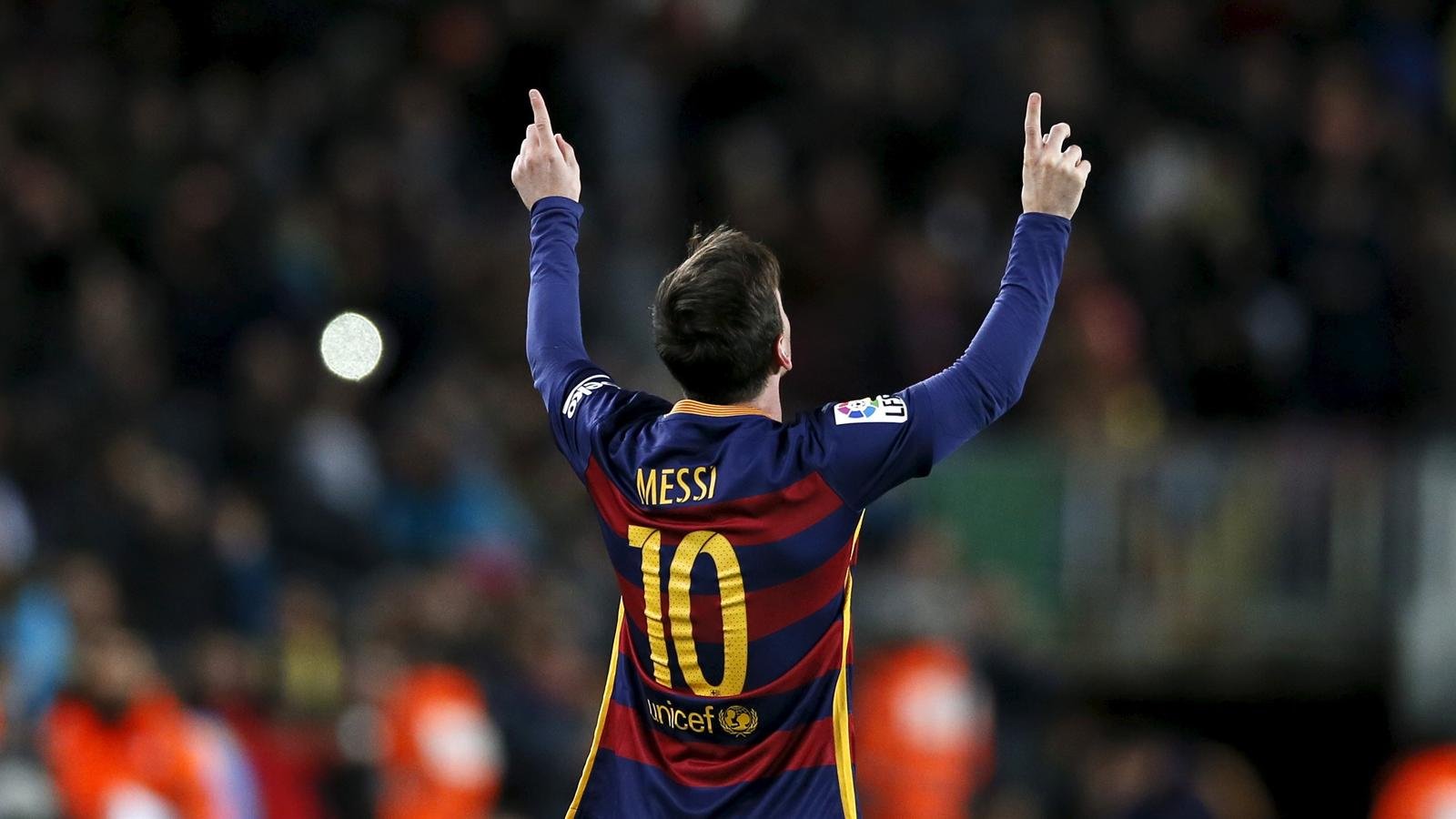 'He's a miracle from God': The greatest ever quotes about Lionel Messi - Liga 2015-2016 ...