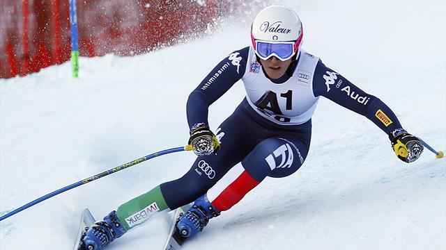 Nadia Fanchini ospite di Eurosport: commenterà la 2a manche dello slalom di Flachau