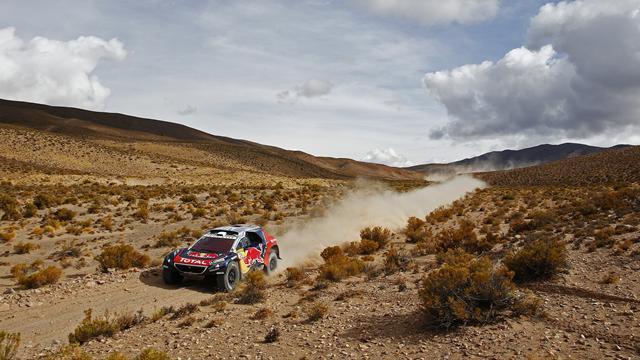 Loeb grand gagnant quoiqu'il arrive : il a relancé Peugeot et… le Dakar