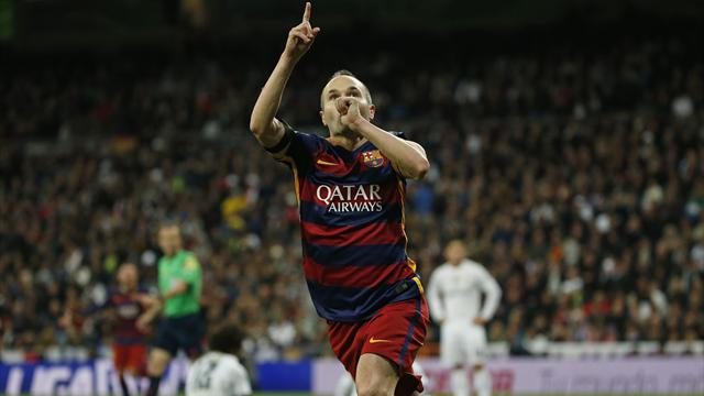 Real Madrid and Barcelona dominate FIFPro World XI