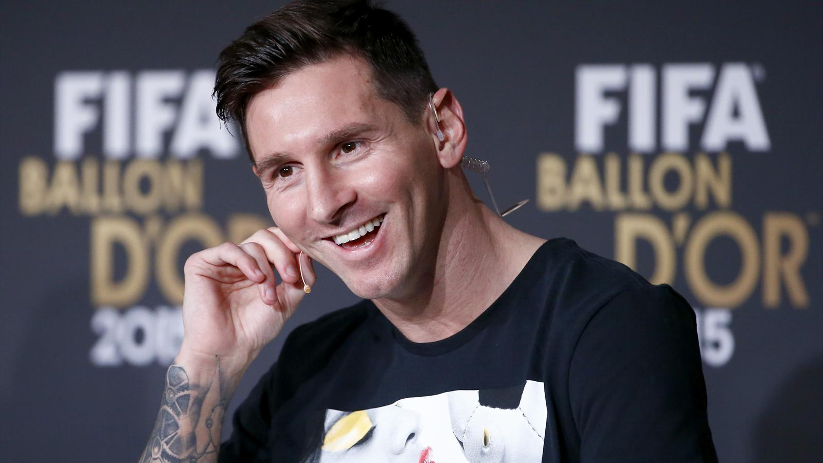 Lionel Messi Frank Rijkaard was most important coach of my career