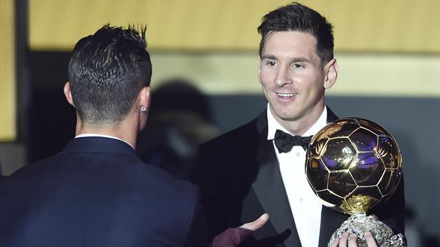 Balón de Oro 2015: ¿Quién votó a quién? Messi eligió a Neymar y Cristiano tuvo un gesto con Benzema