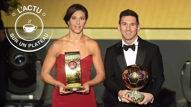 Messi, Coupe de la Ligue, NBA, ski : l'actu sur un plateau