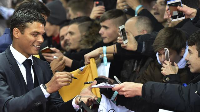 Thiago Silva a remonté la pente grâce au PSG, il attend désormais que Dunga s'en rende compte
